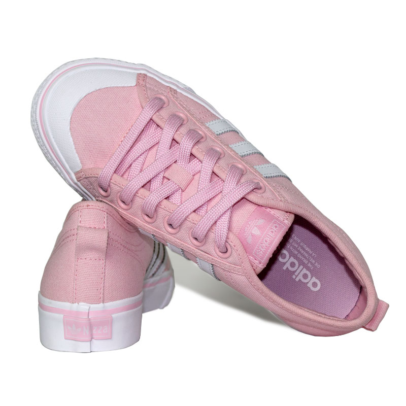 Tenis adidas nizza pink 3