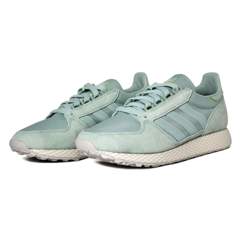 Adidas forest grove ash green 1