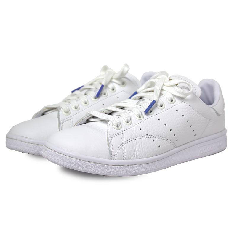 Tenis adidas stan smith white lilac gold 1