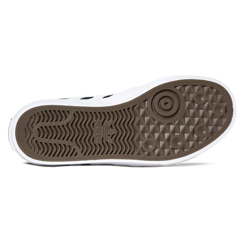 Tenis adidas seeley j black white 4