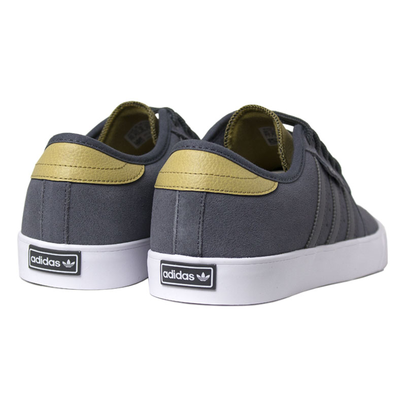 Tenis adidas seeley grey five raw sand 4