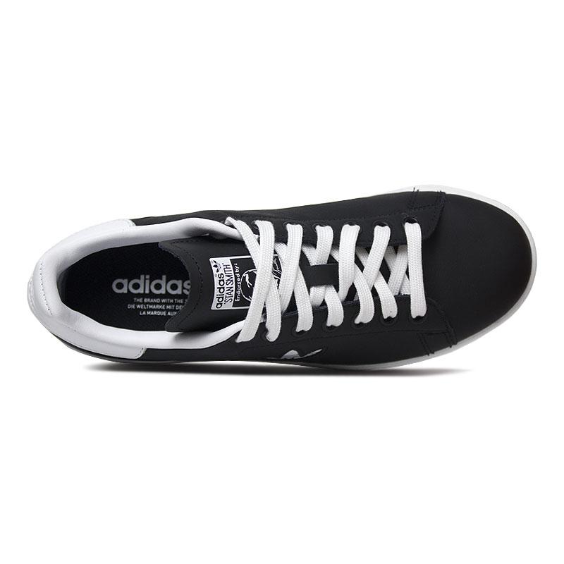Adidas tenis stan smith black white 2