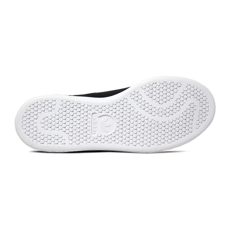 Adidas tenis stan smith black white 4