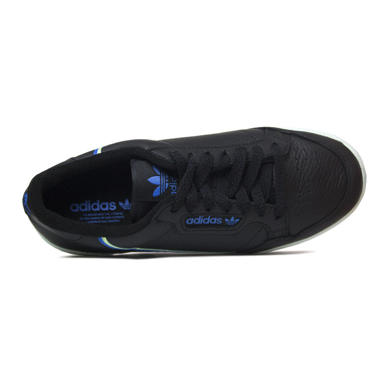 Adidas tenis continental 80 black color 1