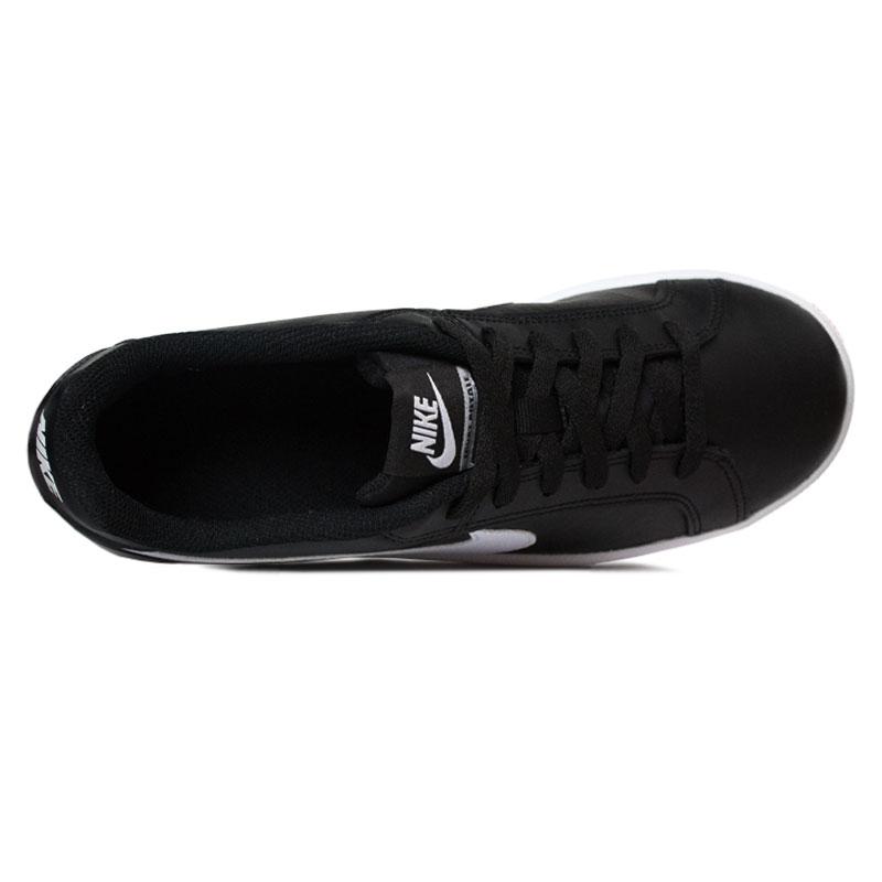 Nike court royale black white 2
