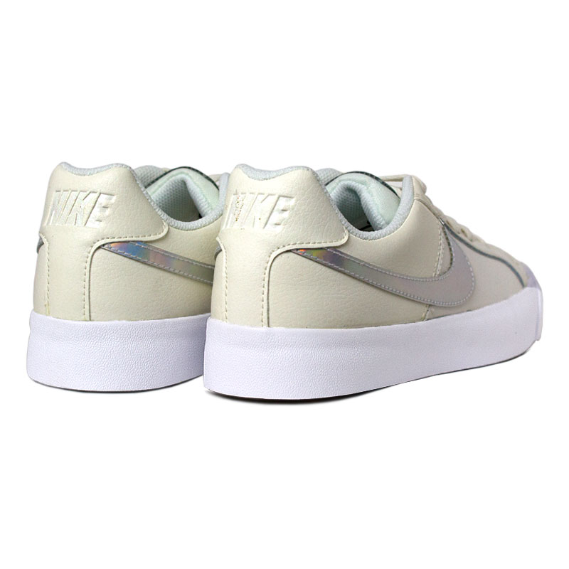Nike court royale donna white holographic 4