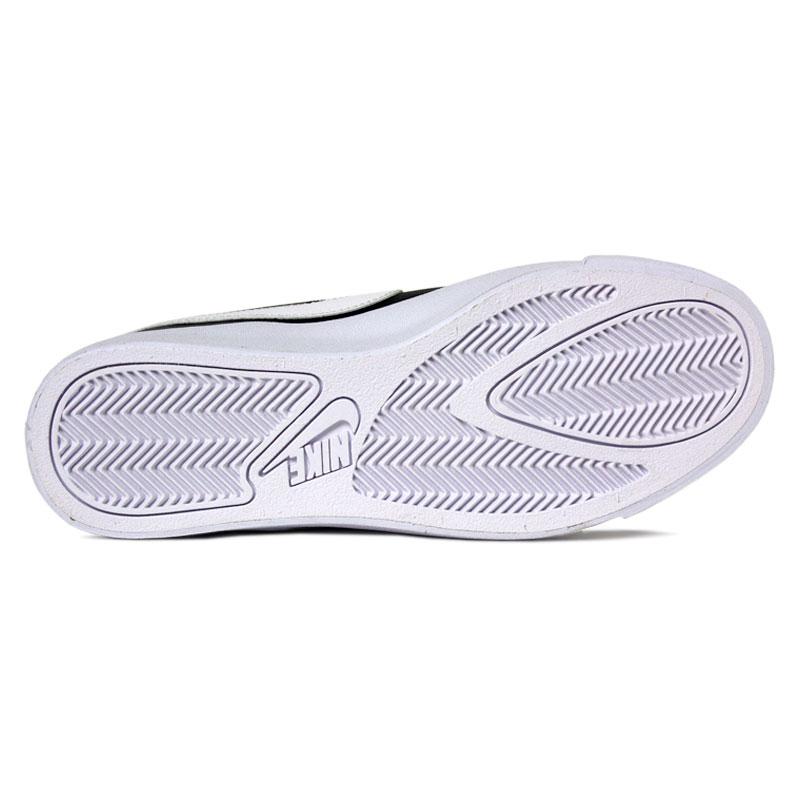 Nike court royale ac black white 4
