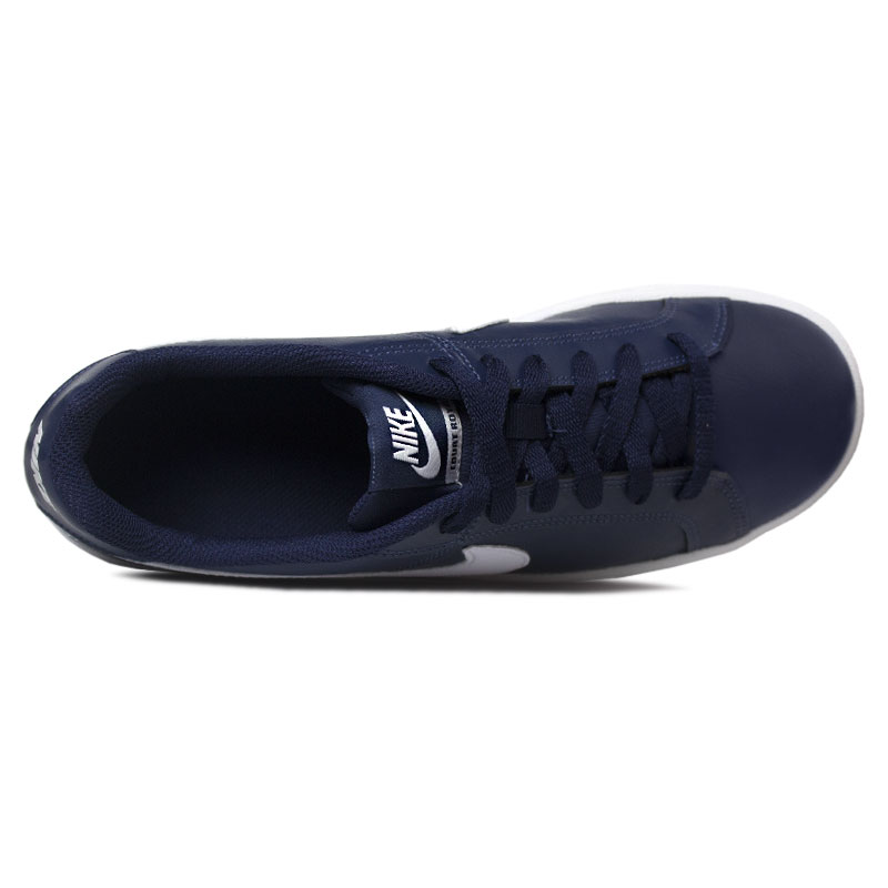 Nike court royale navy white 1