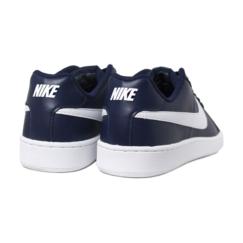 Nike court royale navy white 4