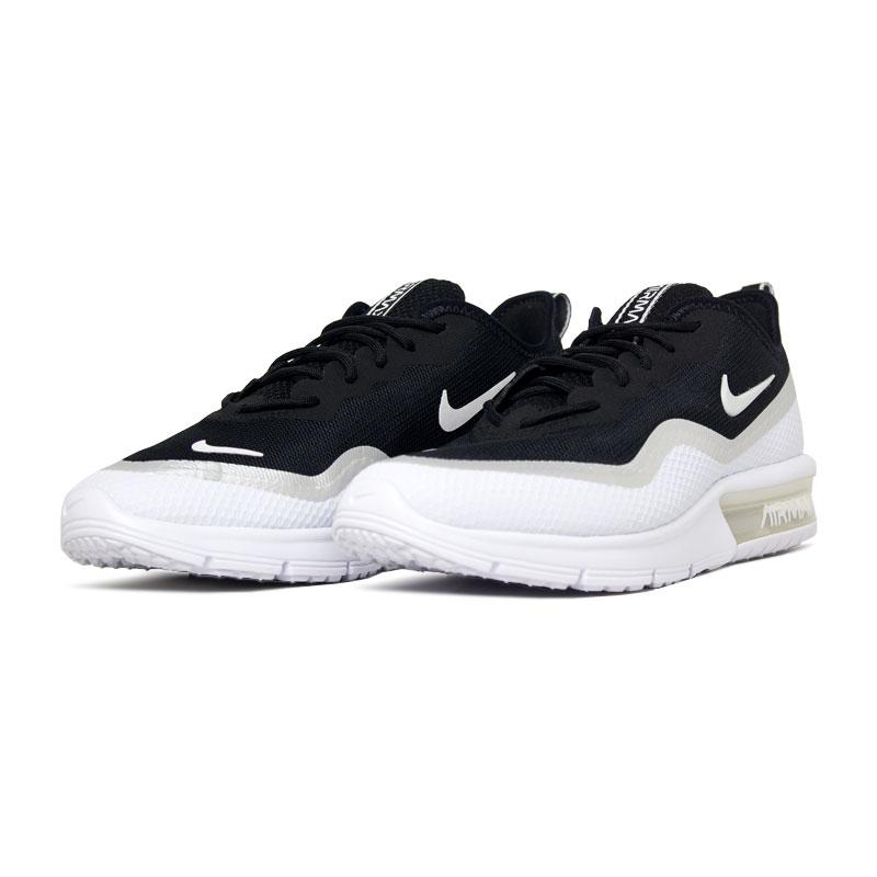 Nike air max sequente 4 5 se preto 1