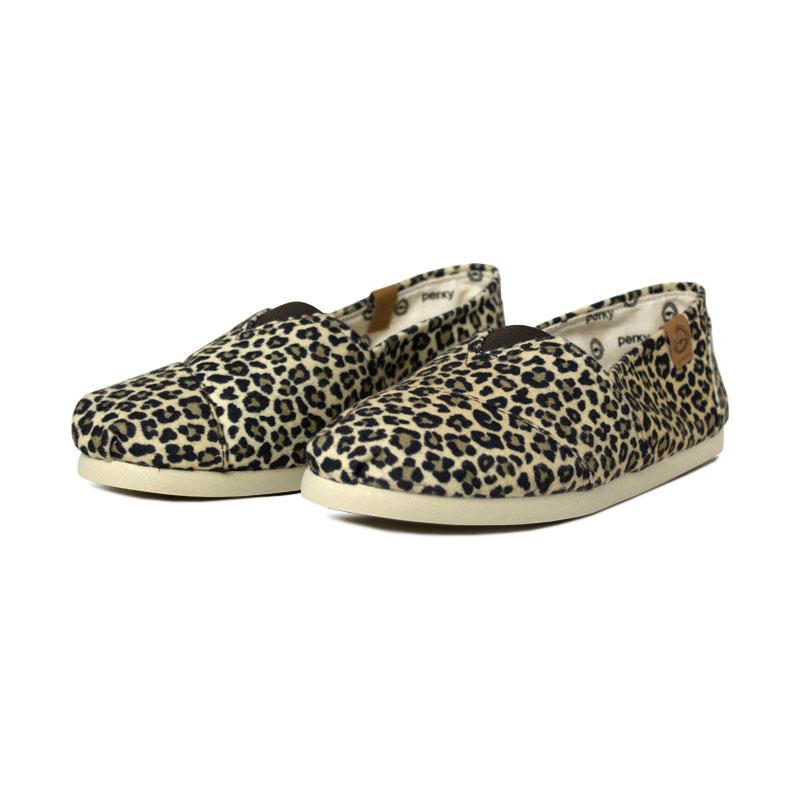 Alpargata perky soft leopardo 2