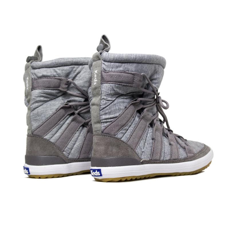 Keds scout boot ny cinza mescla 1