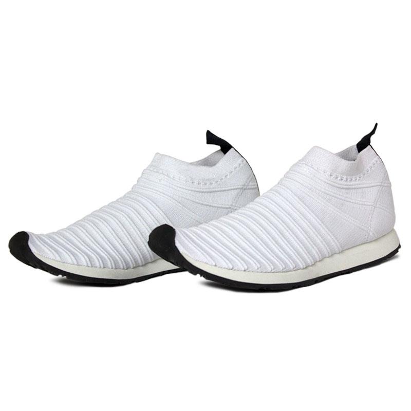 Keds jogging tricot branco 2