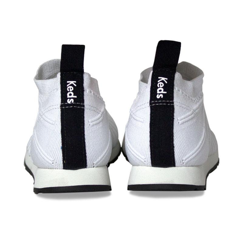 Keds jogging tricot branco 4