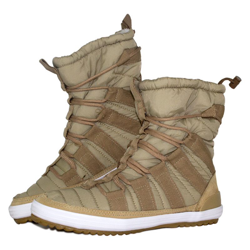 Keds scout boot ny bege 2