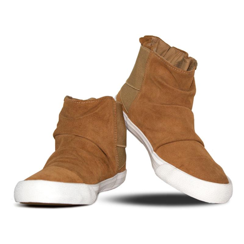 Keds topkick boot moss camel 1