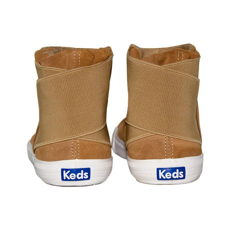 Keds topkick boot moss camel 3