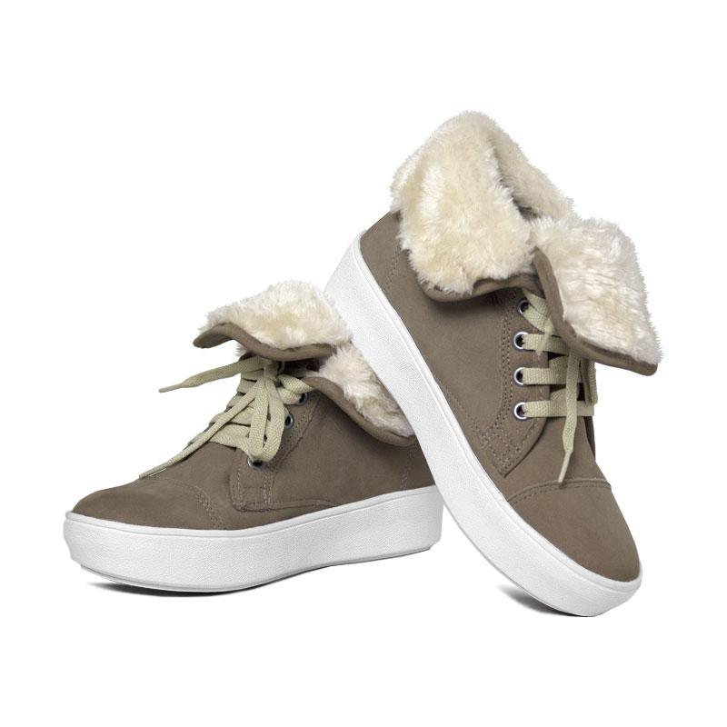 Winter boot convexo nobuck com pele fendi 3