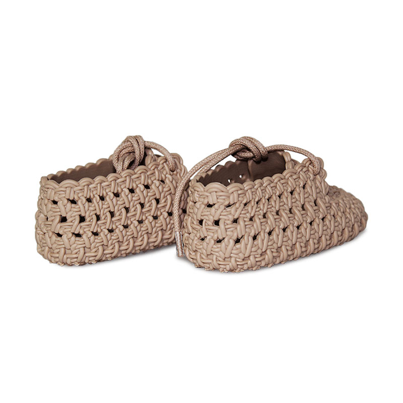 My firsts mini melissa tricot bege 1