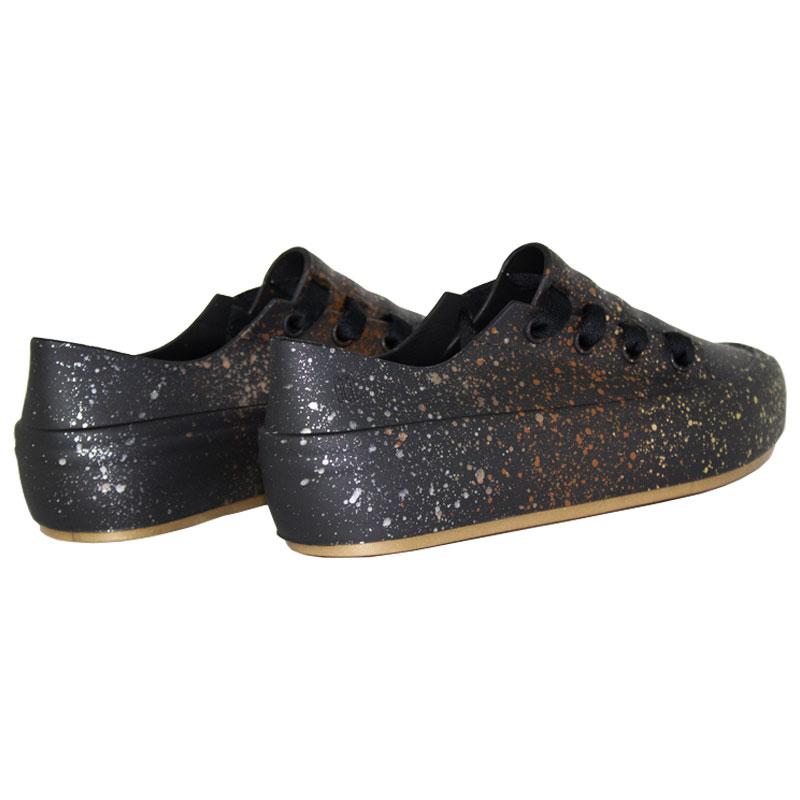 Melissa ulitsa sneaker splash preto color 1