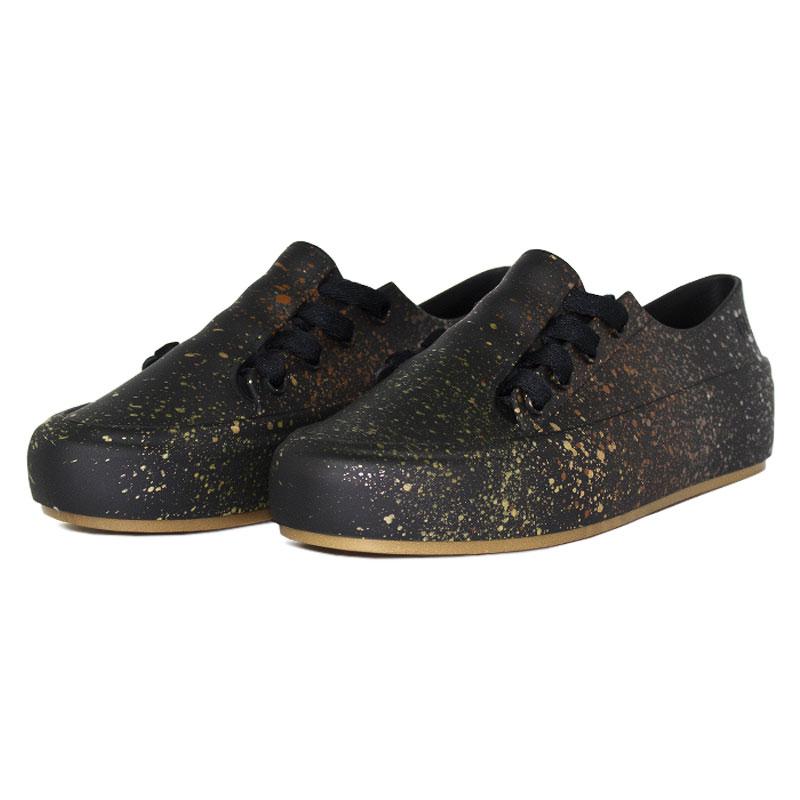Melissa ulitsa sneaker splash preto color 2