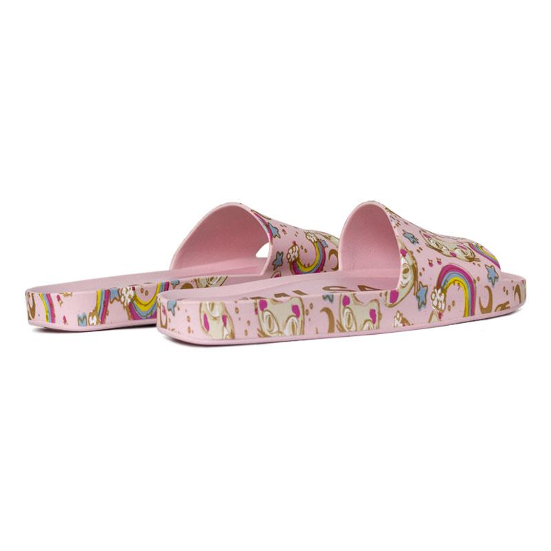 Melissa beach slide 3db iv rosa gato 1