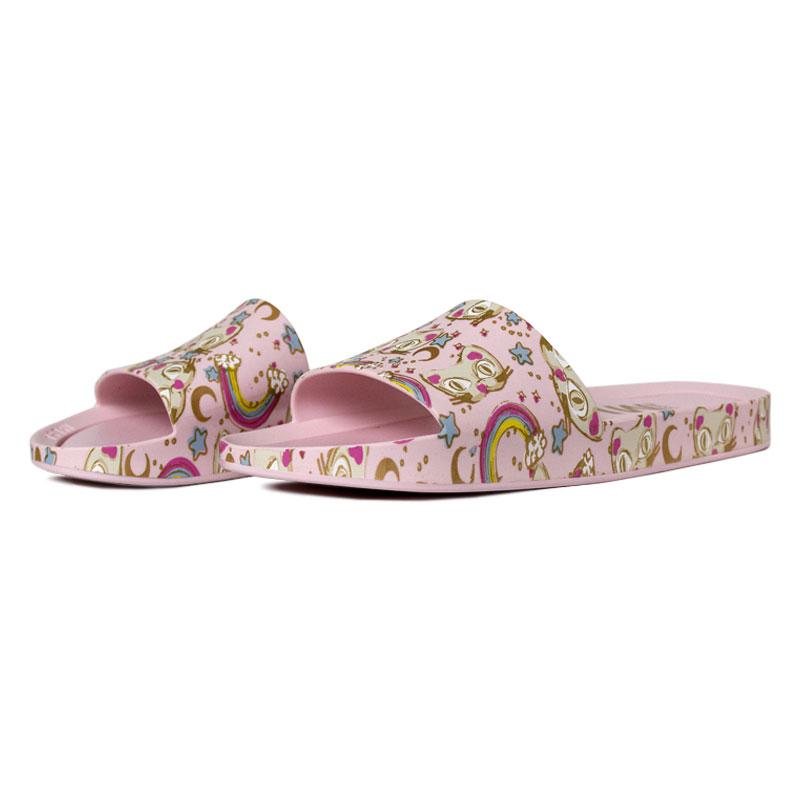 Melissa beach slide 3db iv rosa gato 2