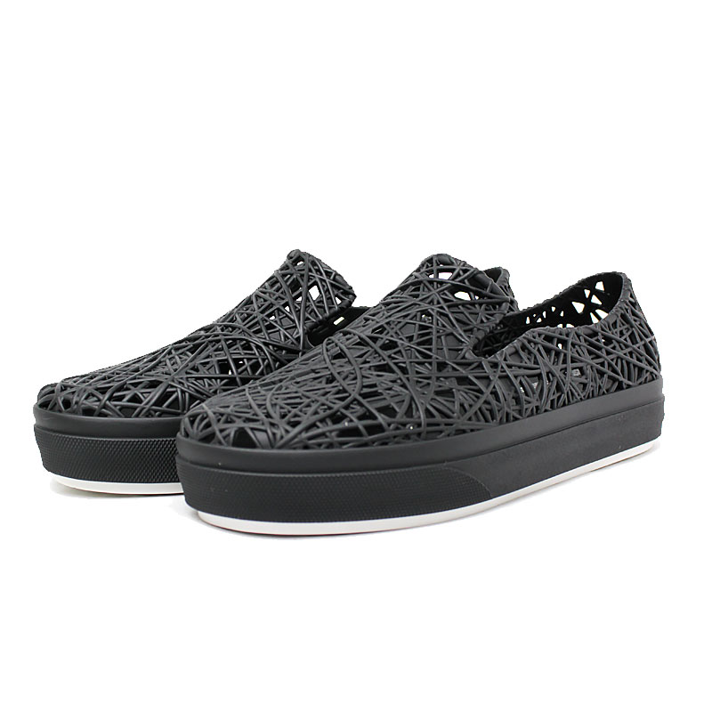 Melissa campana sneaker preto fosco 1