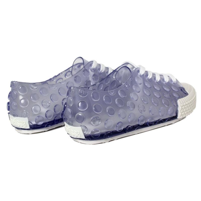 Melissa polibolha sneaker vidro branco 2