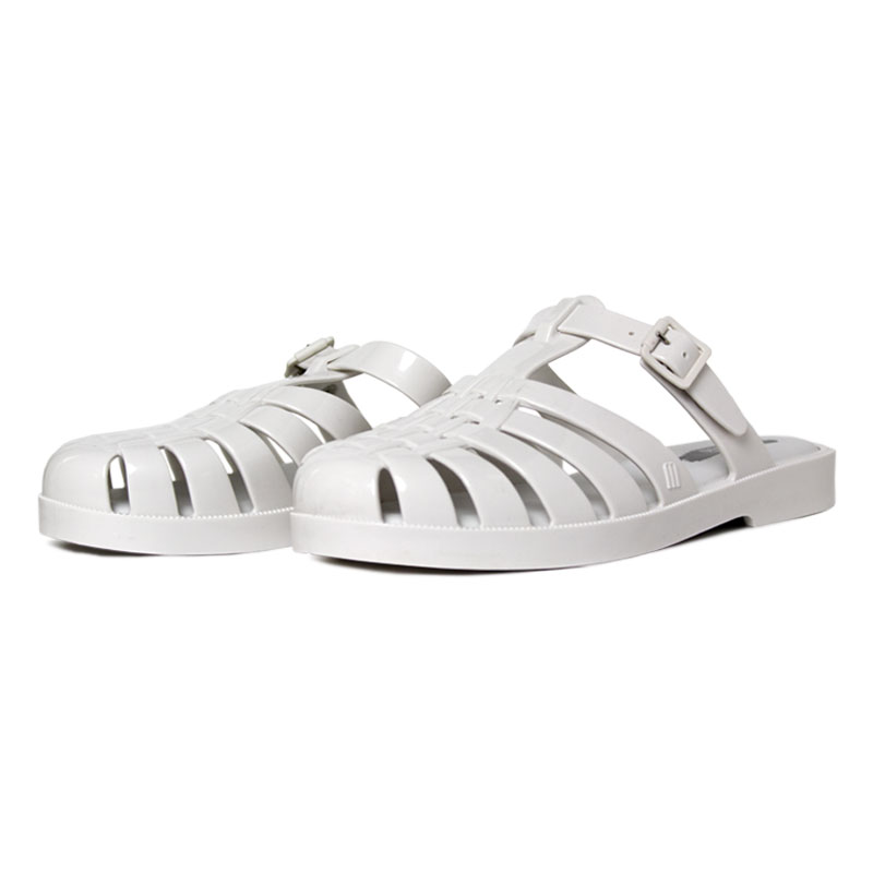 Melissa possession babouch branco 1