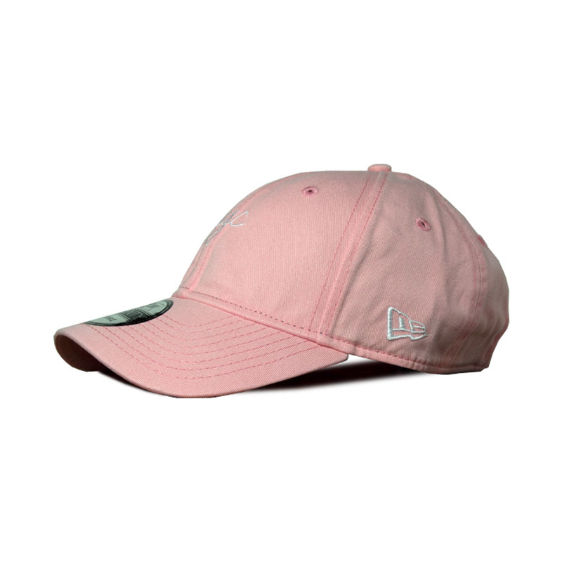 Bone new era cities mini logo nyc fivela rosa 1