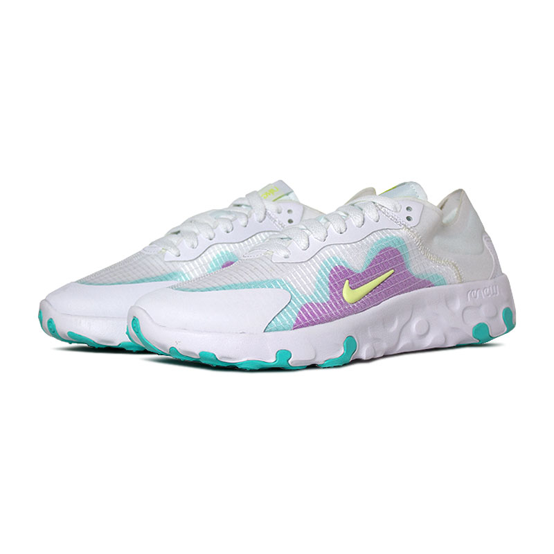 Nike explore lucent branco verde 1