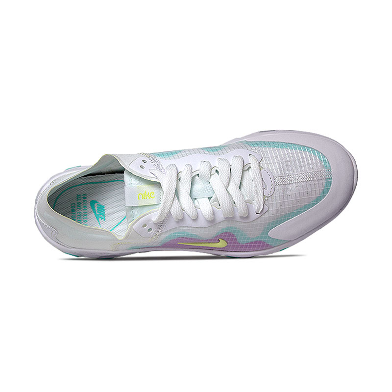 Nike explore lucent branco verde 3