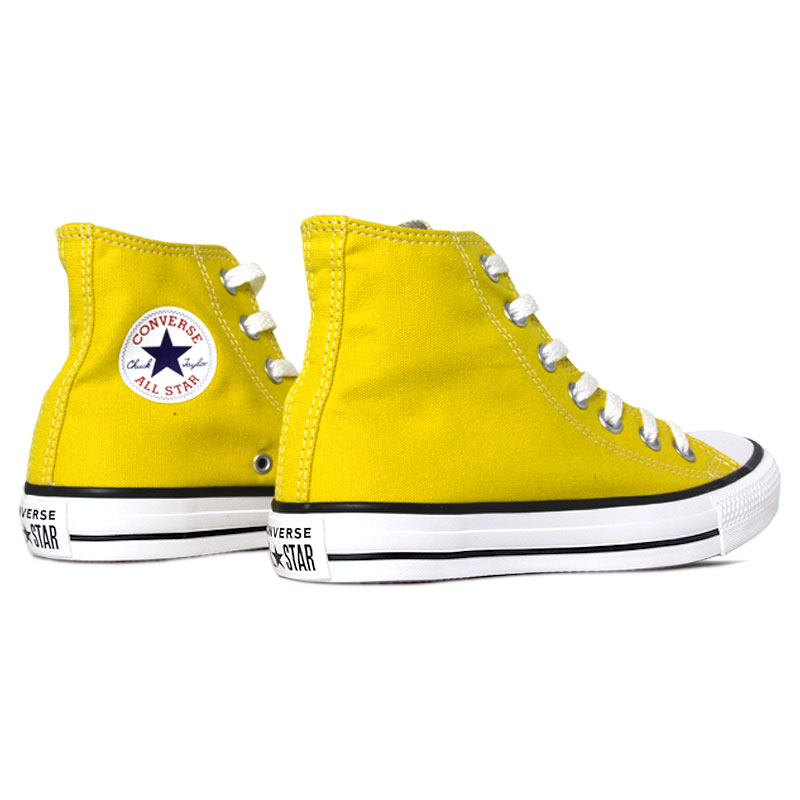 All star seasonal hi amarelo vivo 1