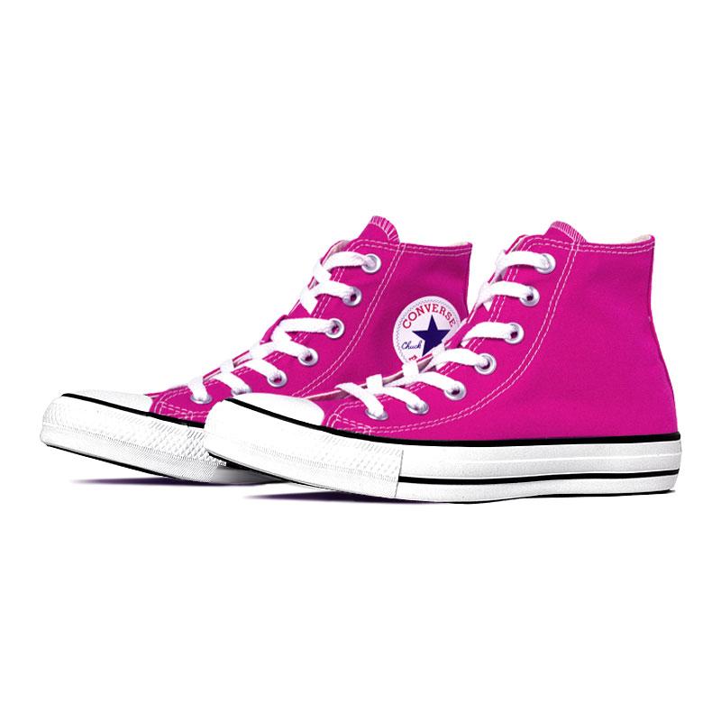 All star seasonal hi pink fluor 1