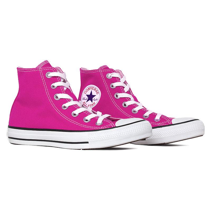 All star seasonal hi pink fluor 2